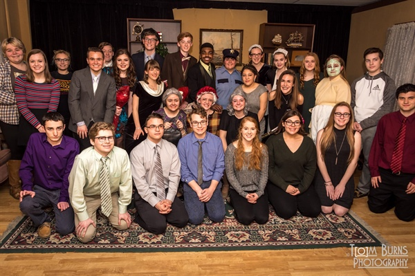 """Murder by Indecision"" enjoys sell-out crowds!"