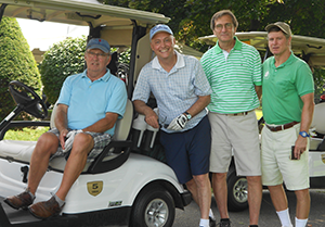 Green and Gold Golf Tournament